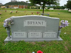 Norma Jean <I>Lee</I> Bryant