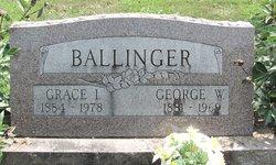 George W Ballinger