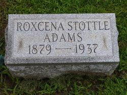 Roxcena <I>Stottle</I> Adams