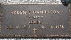 """Arden Emory """"Danny"""" Danielson"""