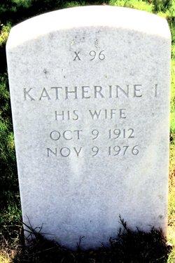Katherine Ione <I>Jackson</I> Cunningham