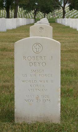 Robert James Deyo