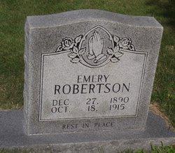 Emery Robertson