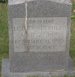 Luther Shepherd