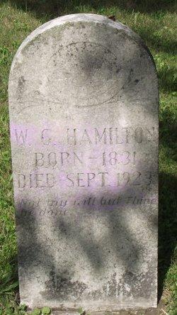 W Grant Hamilton