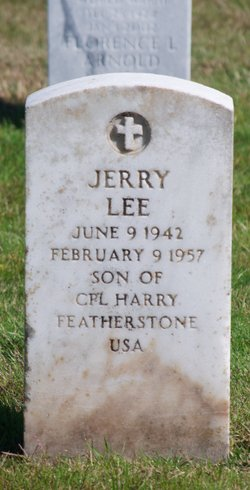 Jerry Lee Featherstone