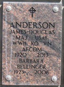 Barbara <I>Bellinger</I> Anderson