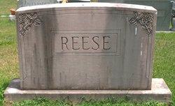 Mary Jane Elizabeth <I>Barger</I> Reese