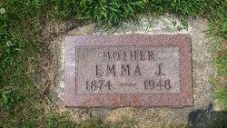 Emma Jane <I>Fox</I> Graves