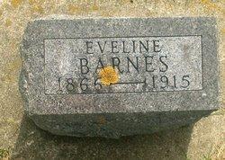 """Salome Evaline """"Eva"""" <I>Ranney</I> Barnes"""