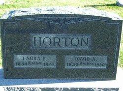 Laura Ellen <I>Rutledge</I> Horton