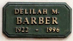 Delilah Marion <I>Fore</I> Barber