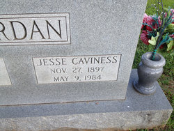 Jesse Caviness Jordan