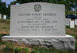 Capt Halford Robert Greenlee, Sr
