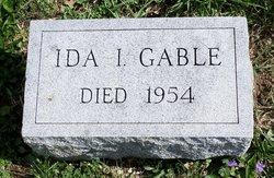 Ida Irene Gable