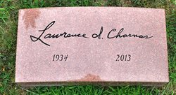 """Lawrence I """"Larry"""" Charnas"""