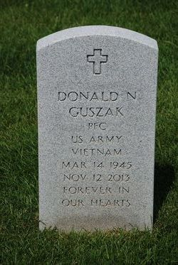 Donald Nicklos Guszak
