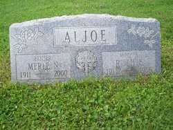 Ruth E <I>Smith</I> Aljoe