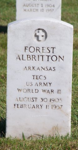 Forest Albritton