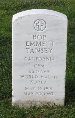 """Robert Emmett """"Bob"""" Tansey"""