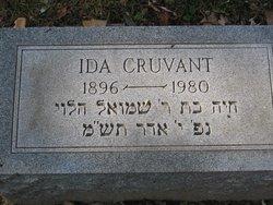 Ida <I>Waldman</I> Cruvant