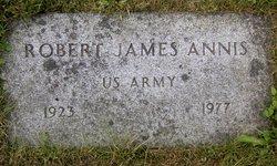 Robert James Annis