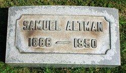 Samuel Altman
