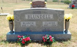 "Claude ""Shorty"" Blundell"