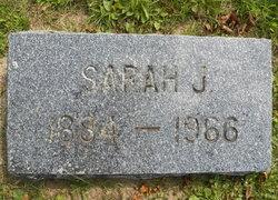 Sarah J. <I>Rusk</I> Hanson