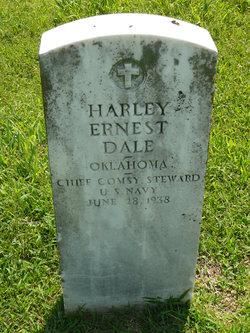 Harley Ernest Dale