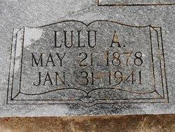 Lulu Ann <I>Cox</I> Brown