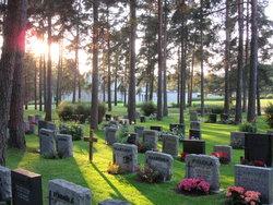 Kärsämäki Cemetery