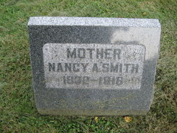 Nancy Anna <I>Spidle</I> Smith