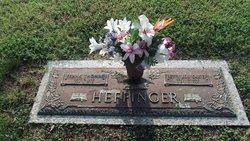 Betty Lou <I>Carter</I> Heffinger
