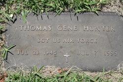 Thomas Gene Hunter