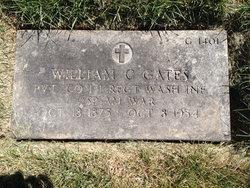 William C Gates