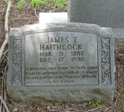 James Thomas Haithcock