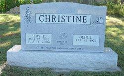 Floy Eugenia <I>Miller</I> Christine