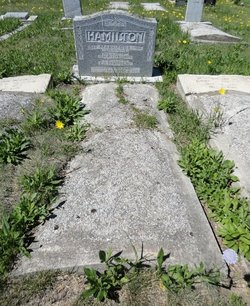 Margaret Julia <I>Ogden</I> Hamilton