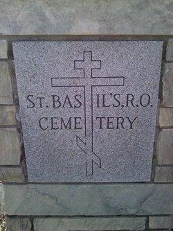 Saint Basils Russian Orthodox Cemetery