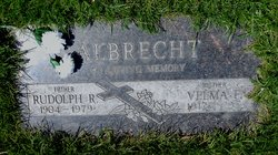 Velma Florence <I>Keyser</I> Albrecht