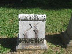 Martin Thaddeus Golden