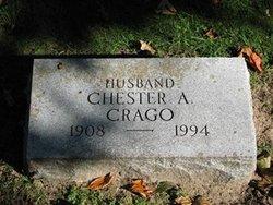 """Chester A """"Mayor"""" Crago"""