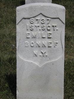 Emile Bonnef