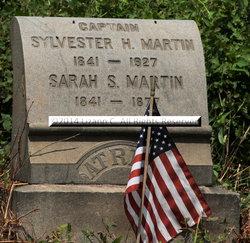 Sarah <I>Sykes</I> Martin