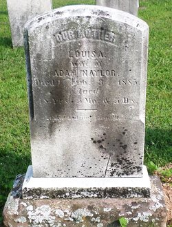 Louisa Lucy <I>Spangler</I> Naylor
