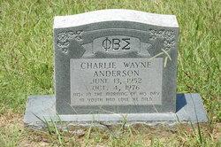 Charlie Wayne Anderson