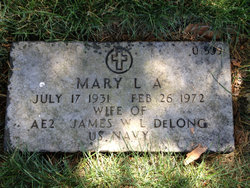 Mary L DeLong