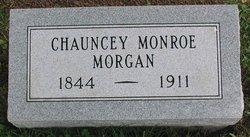 Chauncey Monroe Morgan