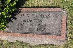 Alvin Thomas Morton